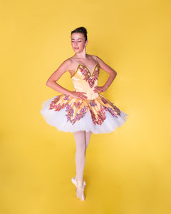 Buy online high quality CONSIGN - (LC - MA) Custom Yellow Tutu - The Movement Boutique - Kelowna