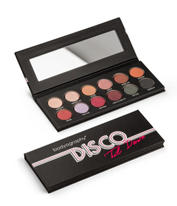 Buy online high quality Bodyography Disco Til Dawn Palette - The Movement Boutique - Kelowna