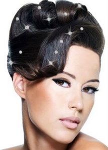 Buy online high quality Elektra Iron-on Hair Crystals - The Movement Boutique - Kelowna