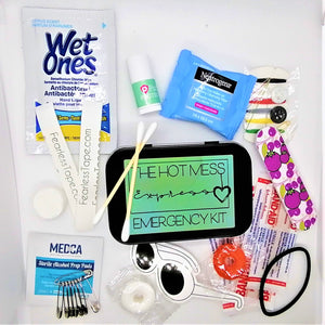 Buy online high quality The Hot Mess Express - Emergency Kit - The Movement Boutique - Kelowna