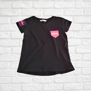 Buy online high quality The MVMNT Kids' Dancer Sleeve Tee - The Movement Boutique - Kelowna