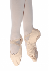 Buy online high quality Leo Split Sole Ballet Slipper - The Movement Boutique - Kelowna