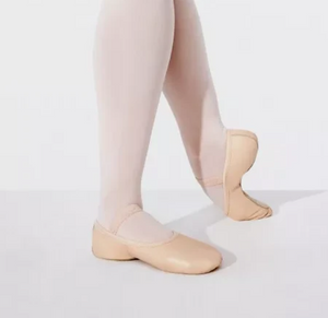 Buy online high quality Capezio Pink Children's Lily Leather Ballet Slipper - The Movement Boutique - Kelowna