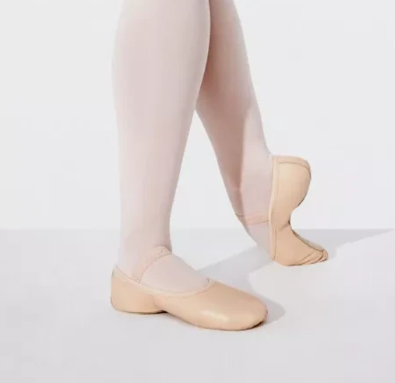 Buy online high quality Capezio Ladies Lily Leather Ballet Shoe - The Movement Boutique - Kelowna