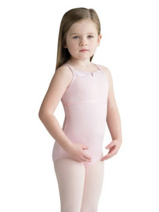 Buy online high quality Motionwear Child's Leotard with Floral Detail - The Movement Boutique - Kelowna