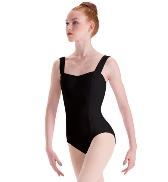 Buy online high quality Motionwear Wide Strap Princess Seam Leotard - The Movement Boutique - Kelowna