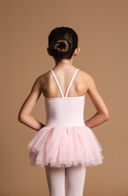 Load image into Gallery viewer, Buy online high quality Motionwear Front Overlay V-Back Camisole Tutu Leotard (Size XSC) - The Movement Boutique - Kelowna