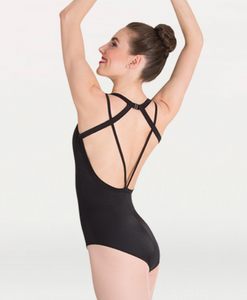 Buy online high quality Angelo Luzio Double Strap Leotard - The Movement Boutique - Kelowna