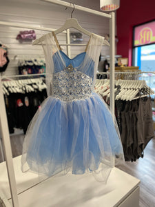 Buy online high quality CONSIGN - (IC) Baby Blue and White Tutu - Costume Gallery - The Movement Boutique - Kelowna