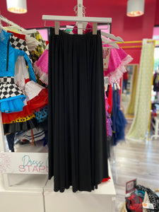 Buy online high quality CONSIGN - Black Circle Skirt - The Movement Boutique - Kelowna