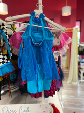Load image into Gallery viewer, Buy online high quality CONSIGN - Blue Biketard (MC) - The Movement Boutique - Kelowna
