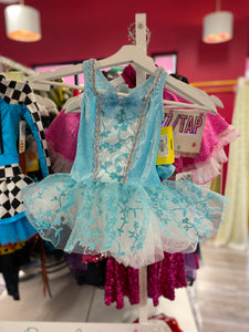 Buy online high quality CONSIGN - Blue and White Child's Tutu (XSC) - The Movement Boutique - Kelowna