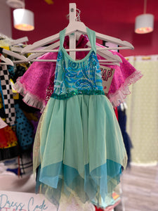 CONSIGN - Mint Dress (MC)