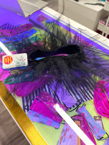 Buy online high quality CONSIGN - Balera Black Tutu (XSC) - The Movement Boutique - Kelowna