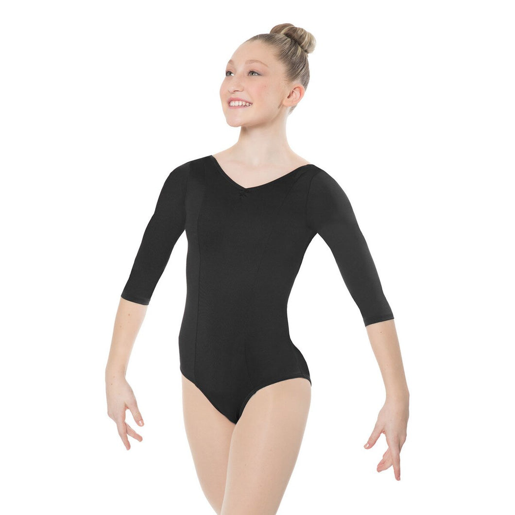 Buy online high quality Revolution Classic 3/4 Sleeve Leotard - The Movement Boutique - Kelowna