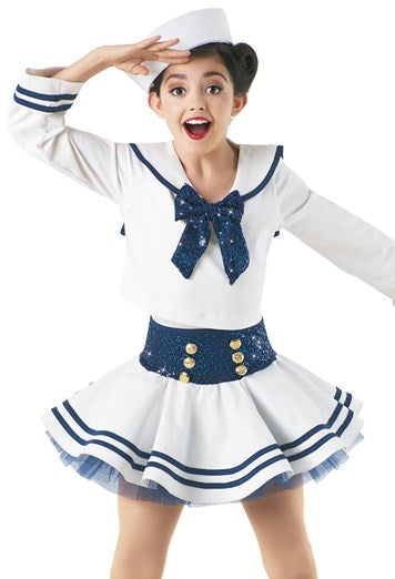 Buy online high quality CONSIGN - Sailor Costume (LC) - The Movement Boutique - Kelowna