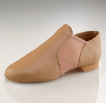 Load image into Gallery viewer, Buy online high quality Capezio Children's E-Series Slip on Jazz Shoe - The Movement Boutique - Kelowna