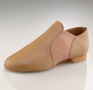 Buy online high quality Capezio Children's E-Series Slip on Jazz Shoe - The Movement Boutique - Kelowna