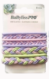 Buy online high quality Babyliss Pro - Bloom Collection Hair Elastics - The Movement Boutique - Kelowna