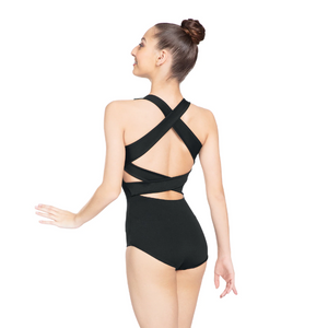 Buy online high quality Revolution Cross Back Leotard - The Movement Boutique - Kelowna