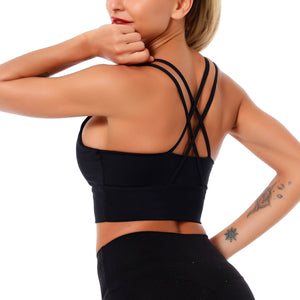 "Buy online high quality The MVMNT ""Bliss"" Sports Bra - The Movement Boutique - Kelowna"