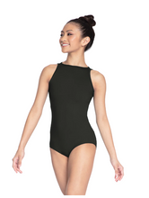 Load image into Gallery viewer, Buy online high quality Revolution Strappy Mesh High Neck Leotard - The Movement Boutique - Kelowna