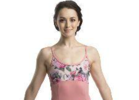 Buy online high quality Ainsliewear Leotard with Soft Floral Print - The Movement Boutique - Kelowna