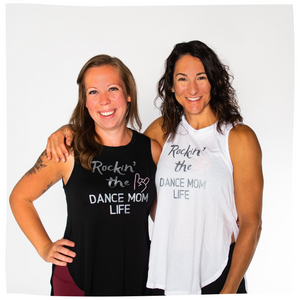 "Buy online high quality The MVMNT ""Rockin' the Dance Mom Life"" Tank - The Movement Boutique - Kelowna"