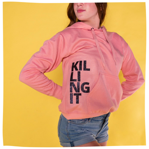 "Buy online high quality The MVMNT ""Killing It"" Hoodie - The Movement Boutique - Kelowna"