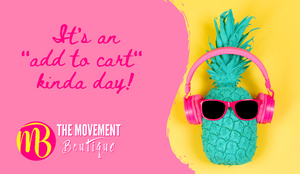 Buy online high quality Gift card - The Movement Boutique - Kelowna