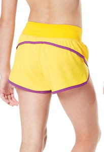 Buy online high quality Ivy Sky Sam Low Rise Woven Shorts - The Movement Boutique - Kelowna