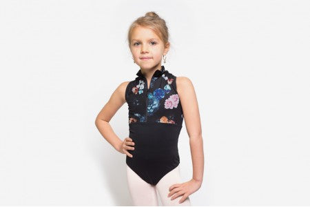 Buy online high quality Sansha High Neck Leotard - The Movement Boutique - Kelowna