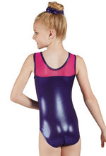 Load image into Gallery viewer, Buy online high quality Balera Linear Metallic Leotard - The Movement Boutique - Kelowna
