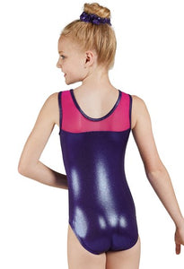Buy online high quality Balera Linear Metallic Leotard - The Movement Boutique - Kelowna