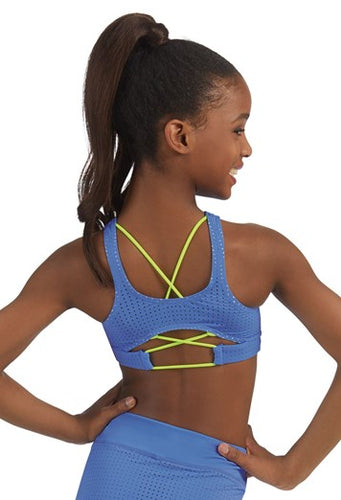 Buy online high quality Balera Bra Top with Lace Up Back - The Movement Boutique - Kelowna