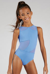 Buy online high quality Balera Abstract Open Back Leotard - The Movement Boutique - Kelowna