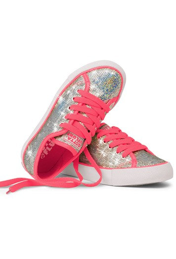 Buy online high quality Gotta Flurt Sequin Sneakers - The Movement Boutique - Kelowna