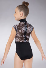 Load image into Gallery viewer, Buy online high quality Balera Floral Mock Neck Leotard - The Movement Boutique - Kelowna