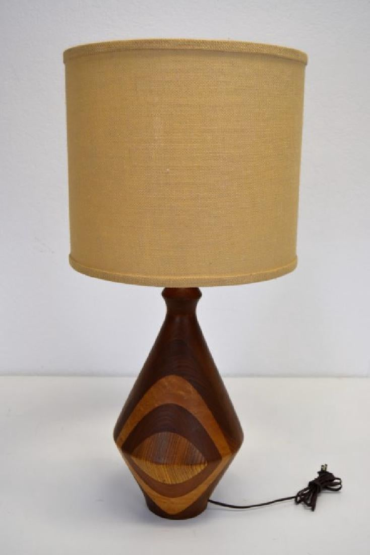 Phillip Lloyd Powell Style Table Lamp