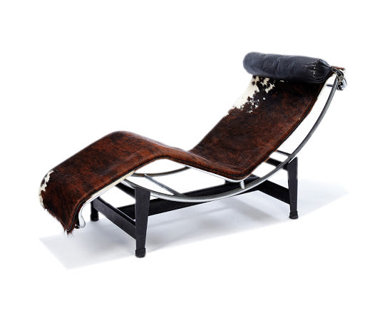 Le Corbusier Chaise Lounge Chair (Model LC4)