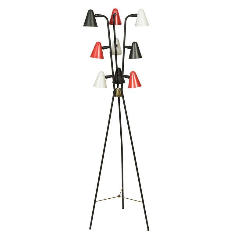Gerald Thurston Floor Lamp