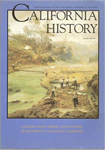 California History: The Magazine of The California Historical Society - Winter 1998/1999