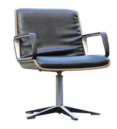 Wilkhahn 1960's Delta Design Lounge Chair