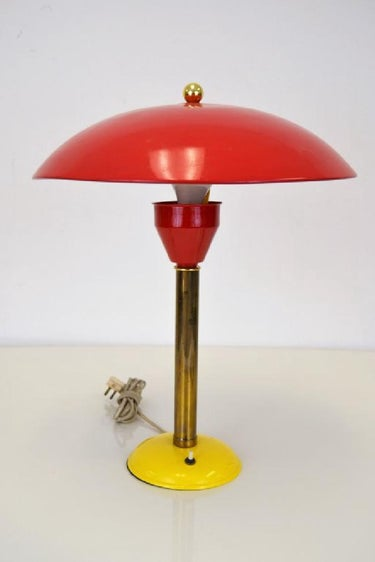 French Mid Century Table Lamp