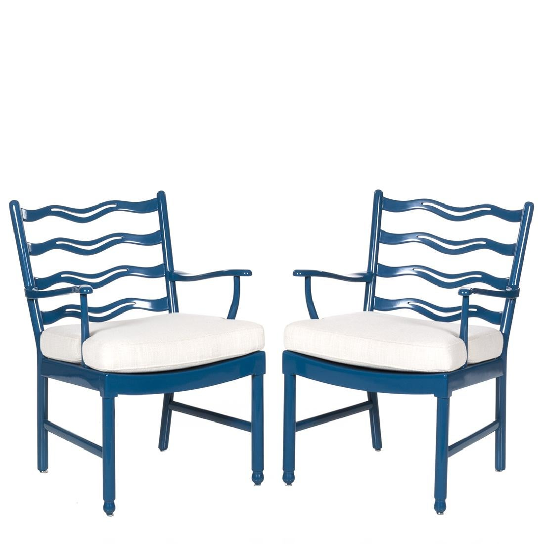 Ole Wanscher Colonial Chairs (2)