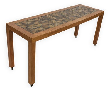 Centrum Mobler Danish Sofa Table