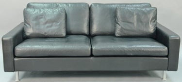 COR Conseta Leather Sofa