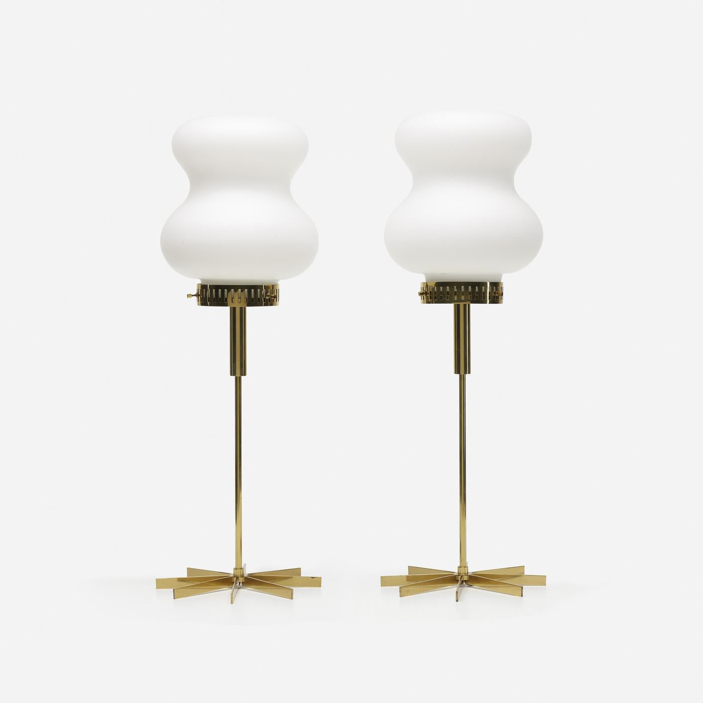Stilnovo table lamps (2)