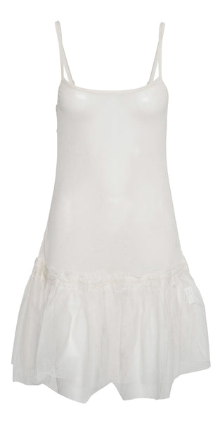 Claire Slipdress - ivory