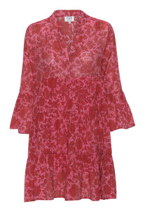 Lucca Dress - Pink